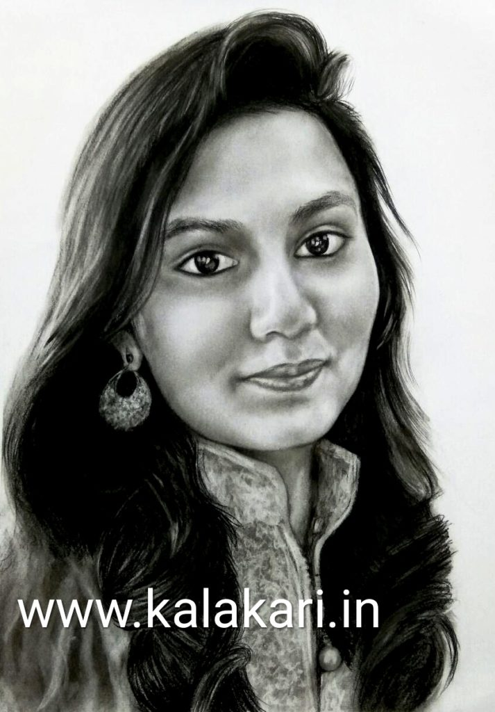 turn photo to charcoal drawing